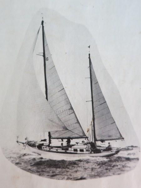 Malabar XIII Classic Yacht John G. Alden
