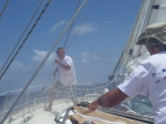 Skipper Stuart Armstrong on Desiderata for Antigua Classic Regatta 2014