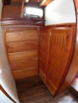 S/Y Desiderata | Custom Storage | Interior