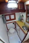 S/Y Desiderata | Wetroom | Interior